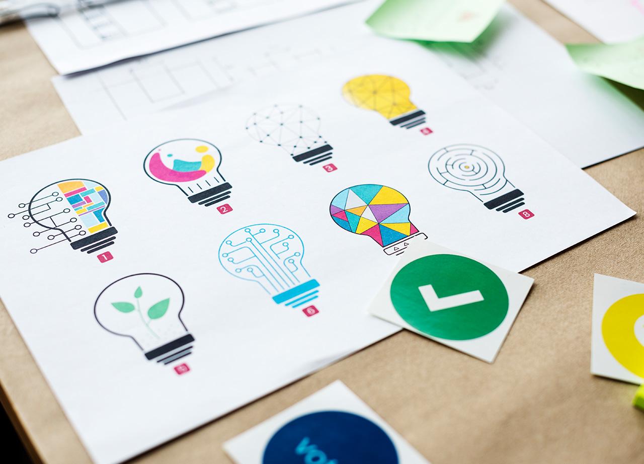 15 mẫu logo thú vị